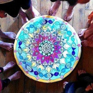 Retiros de Meditación y Creatividad