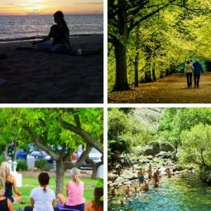 Vacaciones alternativas y una vida plena