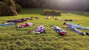 Vivir el presente. Retiro de de Semana Santa para experimentar Paz y Amor