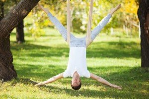 Retiro de Yoga Aéreo