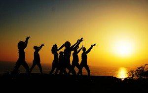 Energía Vital con Detox, Yoga y Nutrición consciente en la Playa de La Joya
