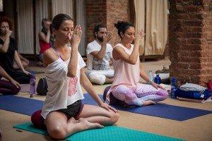 Formación de yoga y meditación