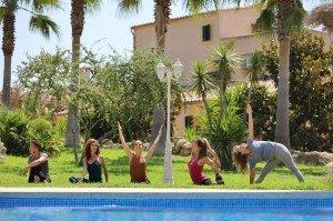 Retiro yoga & SPA en el corazón de Mallorca