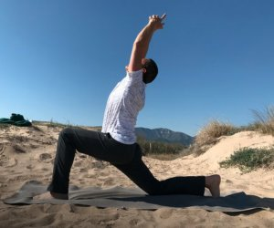 5 días de Yoga terapia y meditación en la playa en la playa de Cullera