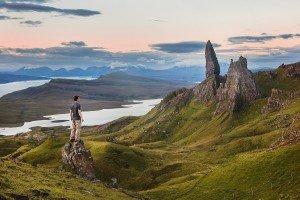 Viajar de una forma más consciente. Viajes espirituales