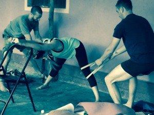 Formación Yoga Restaurativo, Pranayama y Yoga Nidra