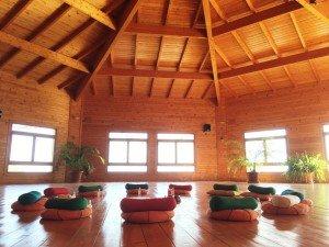 Retiro de Meditación y silencio en reserva natural Castellón