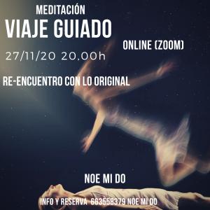 (Meditación) viaje guiado