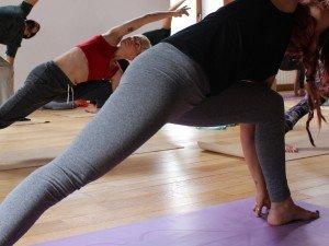 Yoga a los pies del Parque natural de Izki