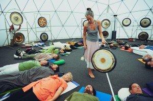 Retiro de kundalini yoga & Gong en Gredos