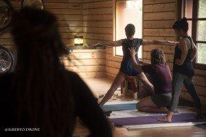 3 Días Retiro de Yoga Iyengar, Meditación y No Dualismo