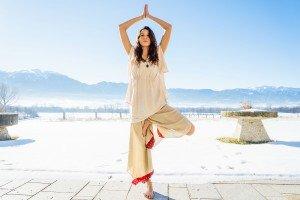 Fin de semana de yoga y meditación en La Cerdanya 🌿