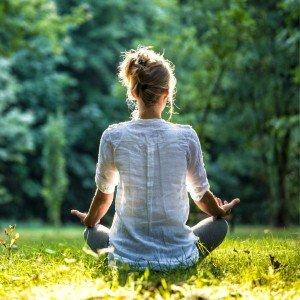 ¡Medita y no hagas nada!