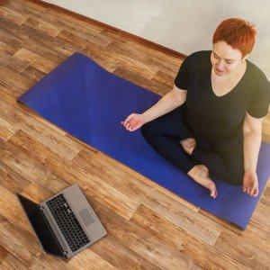 Listado de canales de YouTube para practicar yoga online