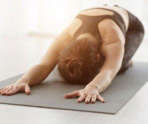 Estiramientos de yoga para principiantes